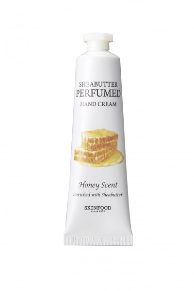 SKINFOOD Shea Butter Perfumed Hand Cream Honey Scent