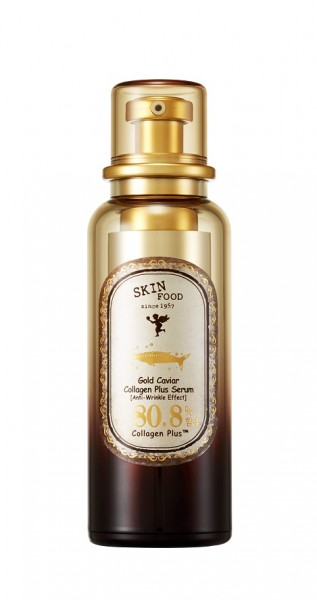 Skinfood Gold Caviar Collagen Plus Serum