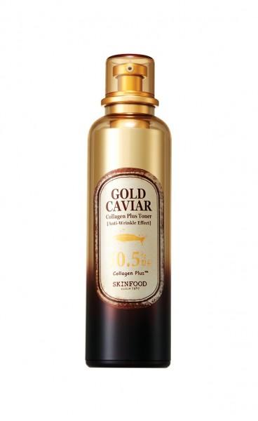 Skinfood Gold Caviar Collagen Plus Toner