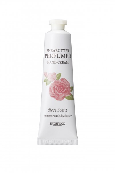 Skinfood Shea Butter Perfumed Hand Cream (Rose Scent)