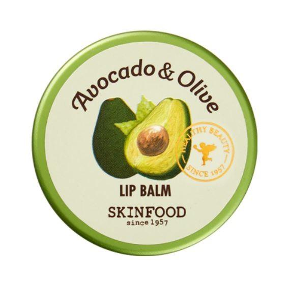 SKINFOOD Avocado & Olive Lip Balm